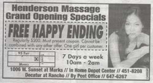 funny happy ending massage jokes Geraldton